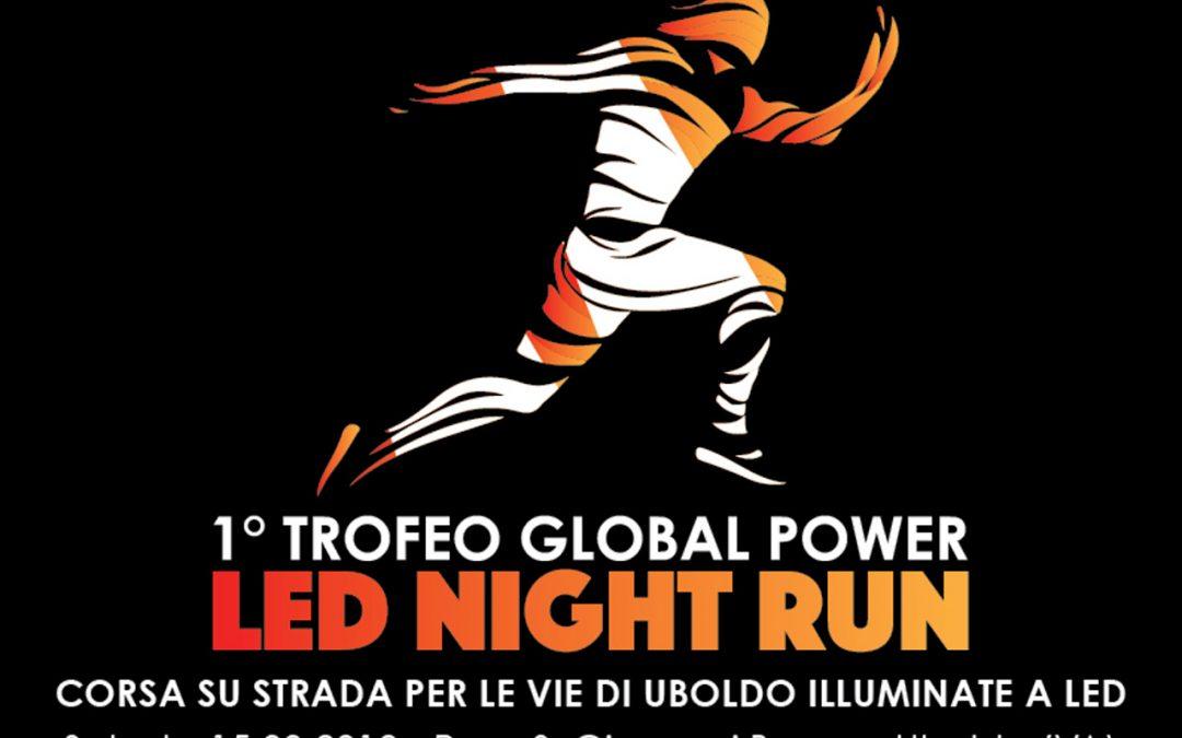 Led Night Run di Uboldo