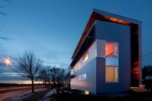 Casa passiva di Edmonton - Canada